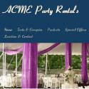 Acme Party Rentals reviews and complaints
