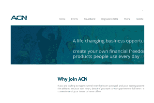 Acn Pacific reviews and complaints