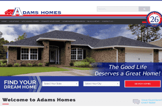 Adams Homes reviews and complaints