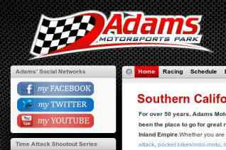 Adams Motorsports Park reviews and complaints