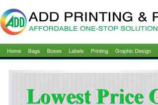 Add Printing and Packaging reviews and complaints