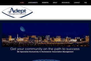 Adept Management Services reviews and complaints