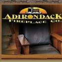 Adirondack Fireplace