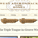 Adirondack Log Home Company West