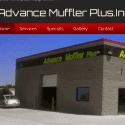 Advance Muffler Plus