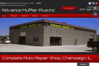 Advance Muffler Plus reviews and complaints