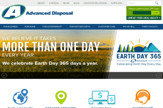 Advanced Disposal reviews and complaints