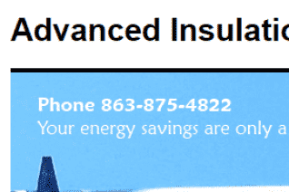 Advanced Insulation Services reviews and complaints