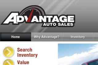 Advantage Auto Sales reviews and complaints