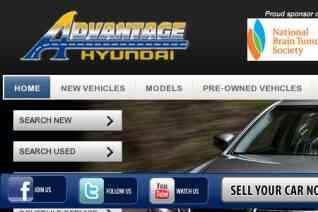 Advantage Hyundai reviews and complaints