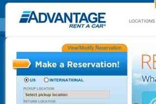 Advantage Rent A Car reviews and complaints