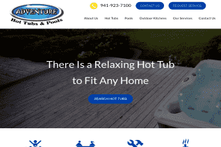 Adventure Hot Tubs And Pools reviews and complaints