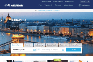 Aegean Airline reviews and complaints