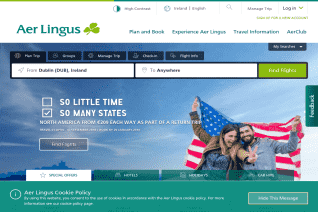 Aer Lingus reviews and complaints