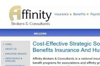 Affinity Brokerage reviews and complaints