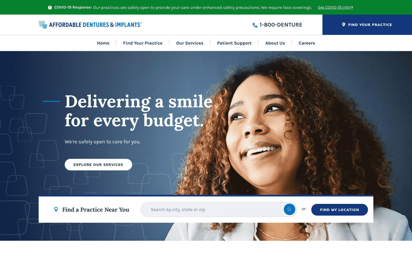 Affordable Dentures And Implants reviews and complaints