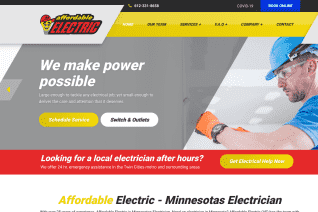 Affordable Electric reviews and complaints