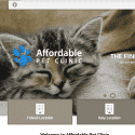 Affordable Pet Clinic reviews and complaints