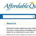Affordable Quality Lighting