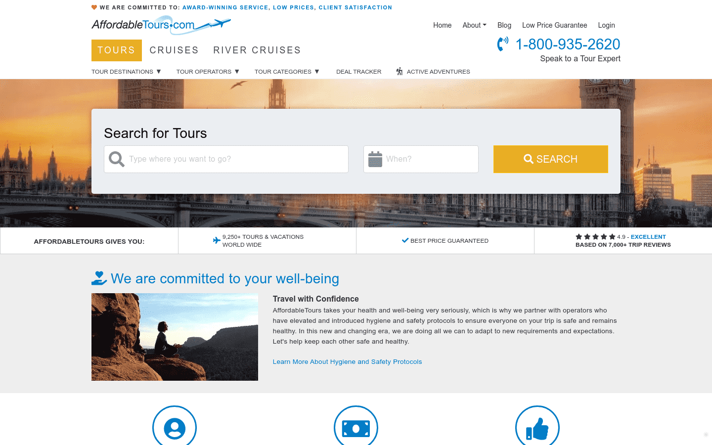 Affordable Tours reviews and complaints