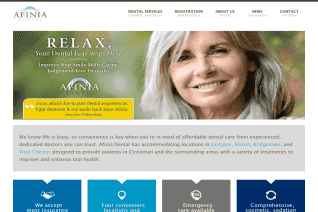 Afinia Dental reviews and complaints