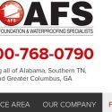 AFS Foundation and Waterproofing Specialists