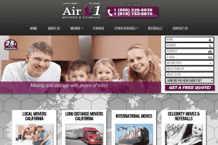 Air 1 Moving and Storage reviews and complaints