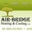 Air Bridge Heating and Cooling