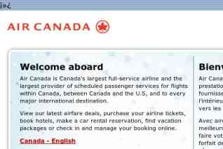 Air Canada reviews and complaints