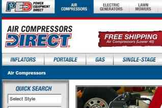 Air Compressors Direct reviews and complaints