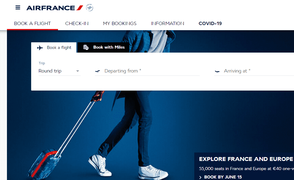 Air France reviews and complaints