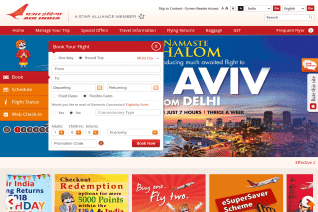 Air India reviews and complaints