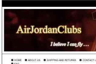 AIR JORDAN CLUB reviews and complaints