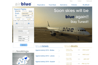 AirBlue reviews and complaints