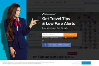 Airfarewatchdog reviews and complaints