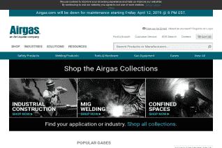 Airgas reviews and complaints