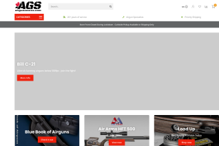 Airgun Source Canada reviews and complaints