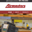 Airmasters Heating And Air Conditioning Of Arkansas reviews and complaints