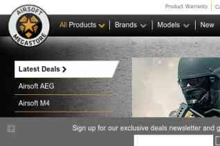 Airsoft Megastore reviews and complaints