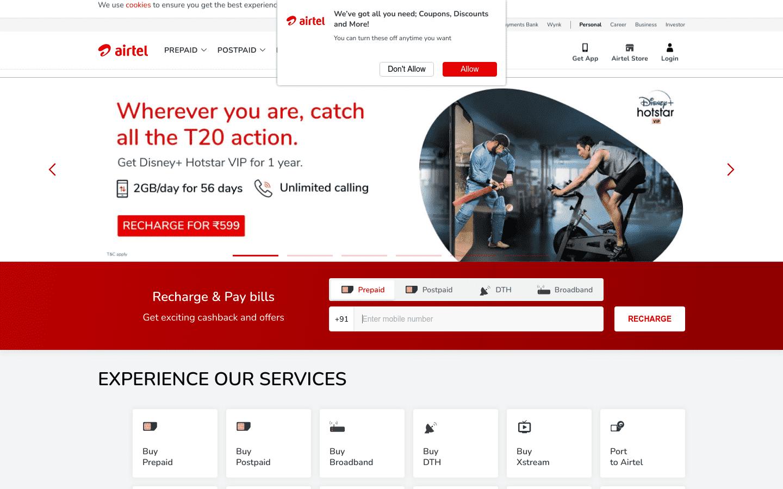 Airtel reviews and complaints