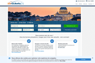 Airtickets24 reviews and complaints