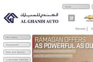 Al Ghandi Auto reviews and complaints
