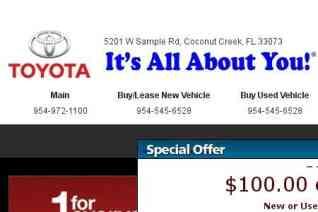 Al Hendrickson Toyota reviews and complaints