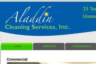 Aladdin Cleaning Service reviews and complaints