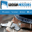 Alamo Family Foot And Ankle Care