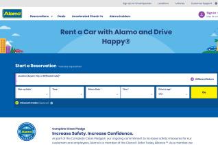 Alamo reviews and complaints