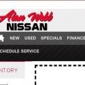 Alan Webb Nissan