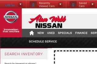 Alan Webb Nissan reviews and complaints
