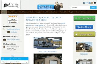 Alans Factory Outlet reviews and complaints