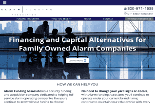 Alarm Funding Associates reviews and complaints